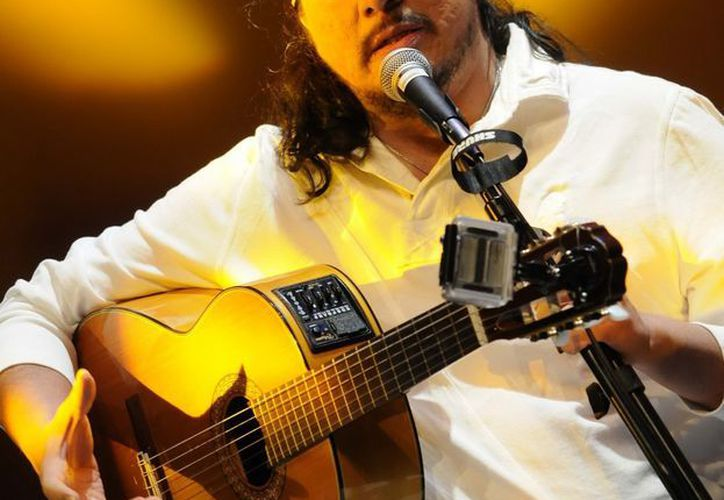 El músico se trasladaba al DF para dar una coferencia de prensa por su presentación en el Lunario del Auditorio Nacional, cuando fue asaltado. (Notimex)