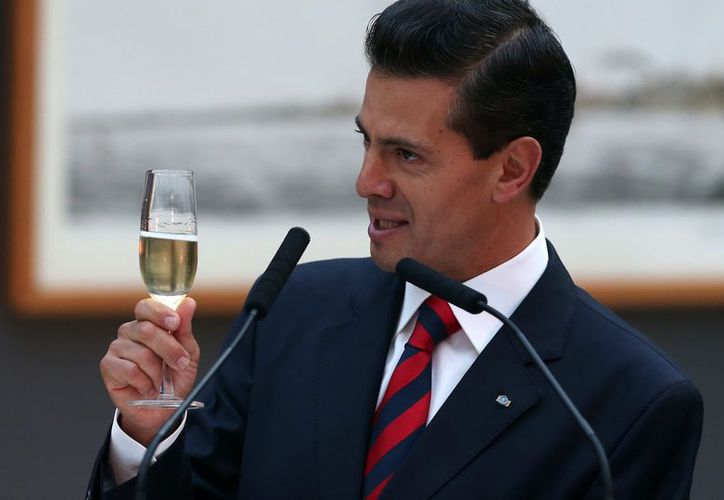 Peña Nieto no tendrá actividades públicas desde hoy y hasta el 6 de agosto. (Contexto/Internet).