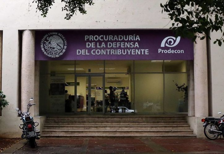 La Prodecon apoyará a los contribuyentes auditados por el SAT. (José Acosta/SIPSE)