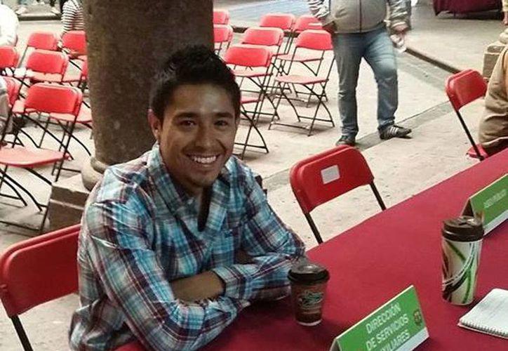 Molina Sánchez, hijo del líder sindical Jorge Molina Bazán, es uno de los menos productivos en el Ayuntamiento moreliano. (Facebook/Jorge Molina Sanchez)