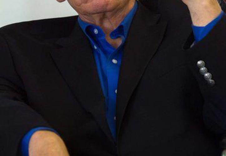 El escritor José María Pérez Gay, falleció hoy a la edad de 70 años. (Agencias)