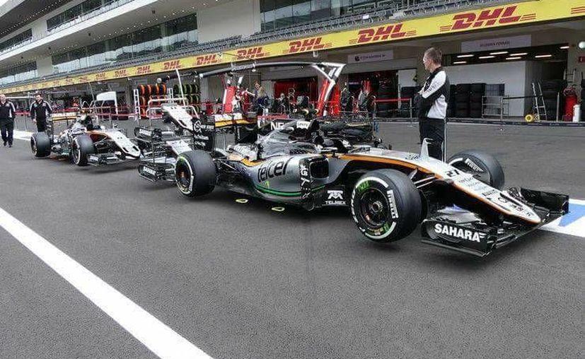 Las escuderías han comenzado a verificar cada uno de los automóviles, a dos días de la carrera en el Autódromo Hermanos Rodríguez.(Facebook/Autódromo Hermanos Rodríguez)