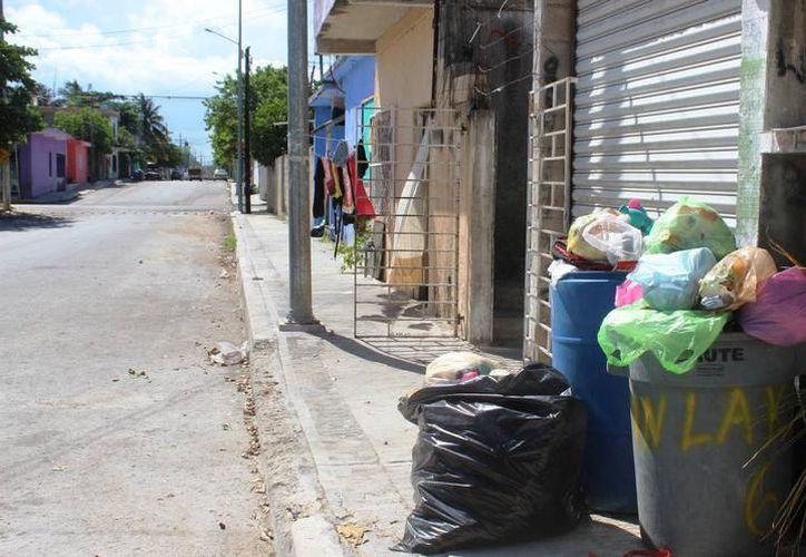 El Ayuntamiento de Solidaridad a partir del 5 de agosto implementará el programa de separación de basura. (Archivo/SIPSE).