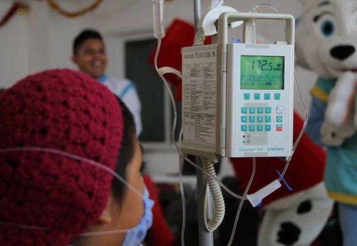 La leucemia puede ser mortal por la alteración en los componentes sanguíneos y la generación de hemorragias. (Foto de contexto de SIPSE)