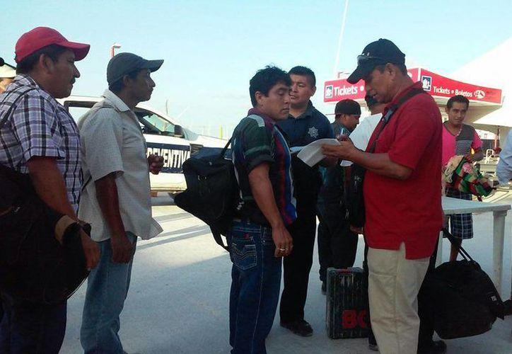 Los habitantes de la isla desconocen algunas situaciones sobre la nueva reforma de justicia penal. (Raúl Balam/SIPSE)