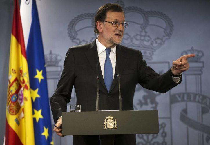 El actual gobierno en funciones de Mariano Rajoy recibió críticas por parte de los principales dirigentes políticos de España. (Archivo/AP)