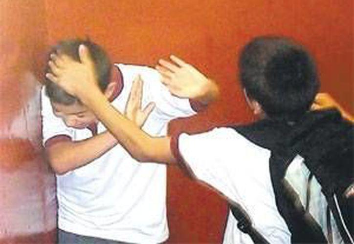 La ausencia de castigos por actos de violencia e intimidación permite la proliferación del problema. (Internet)