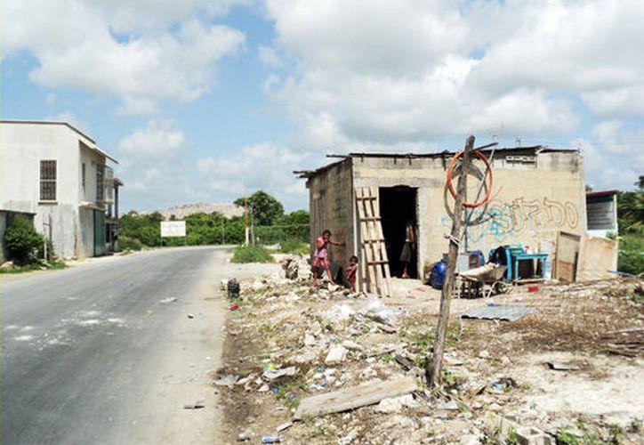 Quieren lograr la regularización de los asentamientos ya existentes en la ciudad y dotarlos de servicios públicos.