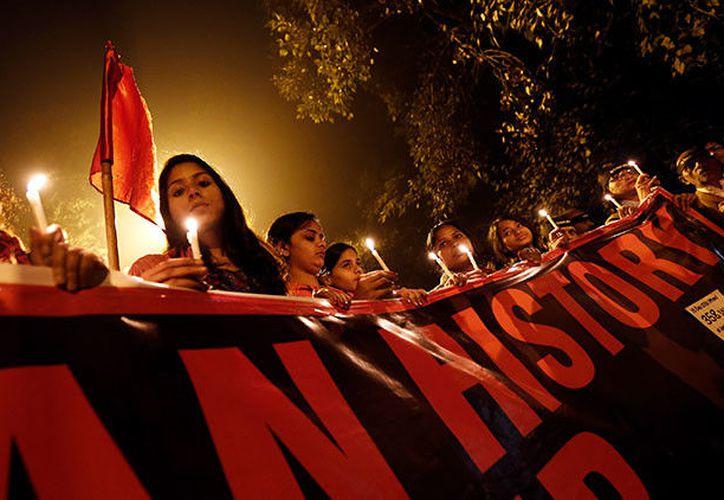 El caso de 'Nirbhaya' despertó el interés de Pandey, que creció en Nueva Delhi. (Contexto)