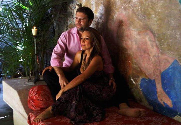 Alonso Orozco Soberón y Fey se conocieron en el 2009. (Especial/Excelsior)