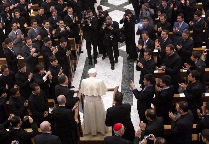 Diferentes escándalos de la iglesia se han revelado en los medios de comunicación (EFE)