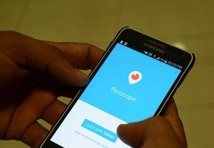 El apostarle a la promoción en las redes sociales empezó con el parador fotográfico. (Victoria González/SIPSE)