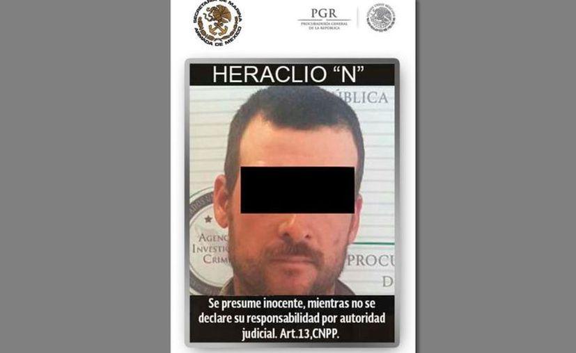 La Agencia de Investigación Criminal puso a disposición de la autoridad judicial al reclamado y se notificó vía diplomática al Gobierno de los Estados Unidos de América. (López Dóriga Digital)