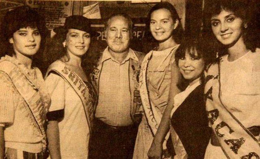 En 1984 Luz María Berinstain Navarrete representó a Yucatán en el concurso Señorita México. (excelsior.com)