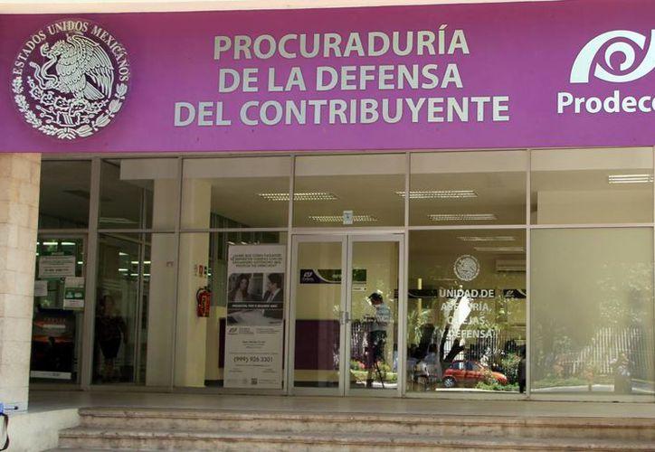Los empresarios denunciaron ante la Prodecon las prácticas intimidatorias del SAT. (Milenio Novedades)