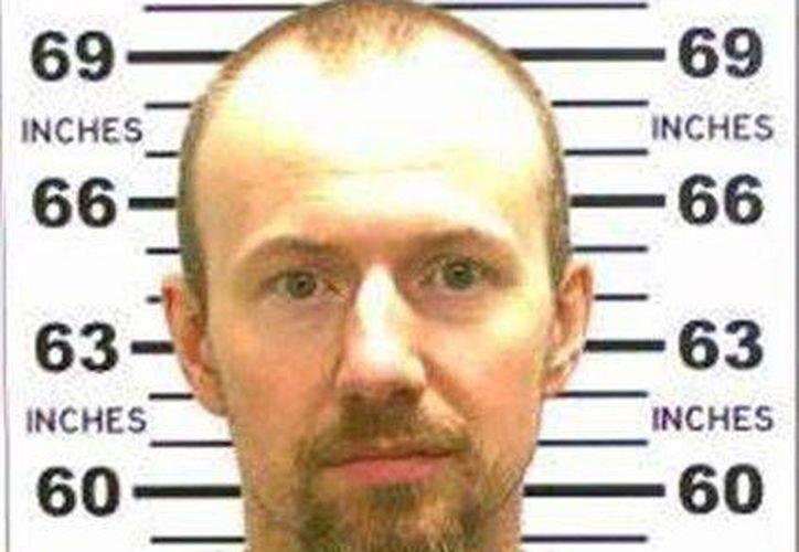 David Sweat es uno de los dos reos que escapó de una prisión neoyorkina. Más tarde fue capturado, pero se encuentra en estado crítico. (Archivo/AP)