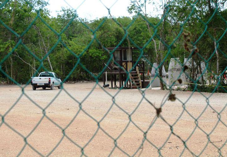 La empresa desarrolladora espera iniciar la construcción del parque en septiembre próximo. (Adrián Barreto/SIPSE)