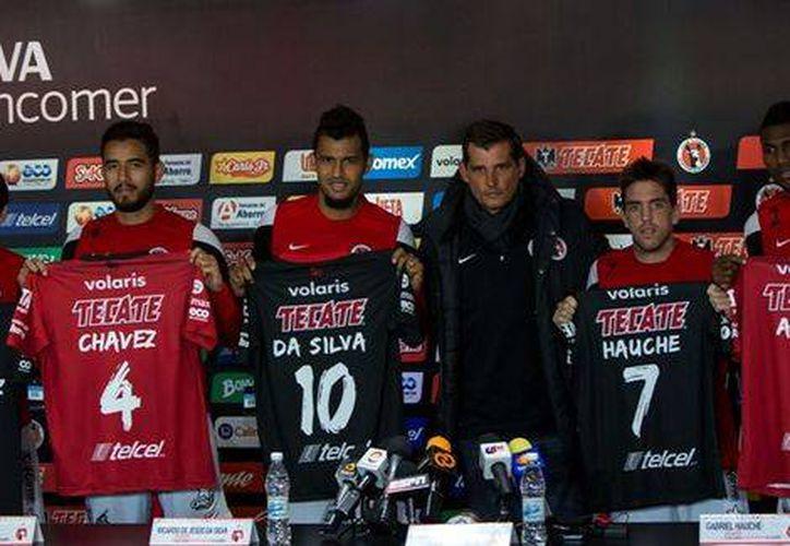 Entre los refuerzos de Xolos hay un delantero argentino, un defensa central mexicano y dos jugadores que estaban en la Liga de Ascenso MX con Dorados de Sinaloa. (Milenio)
