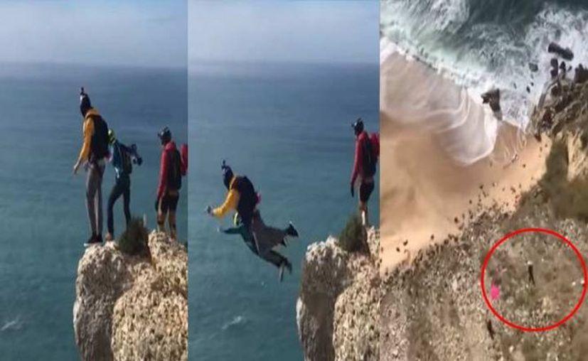 Durante 50 minutos, los servicios de emergencia intentaron reanimarlo pero no pudieron hacer nada por salvar su vida. (Foto: Captura del video)