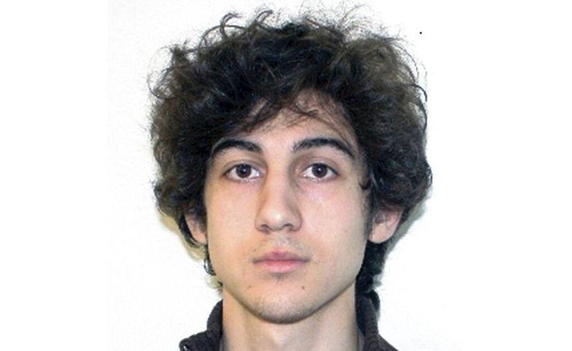 Dzhokhar Tsarnaev, quien fue condenado a muerte por el ataque con explosivos contra el maratón de Boston de 2013, el cual mató a 3 personas y lesionó a más de 260. (FBI vía AP, Archivo)
