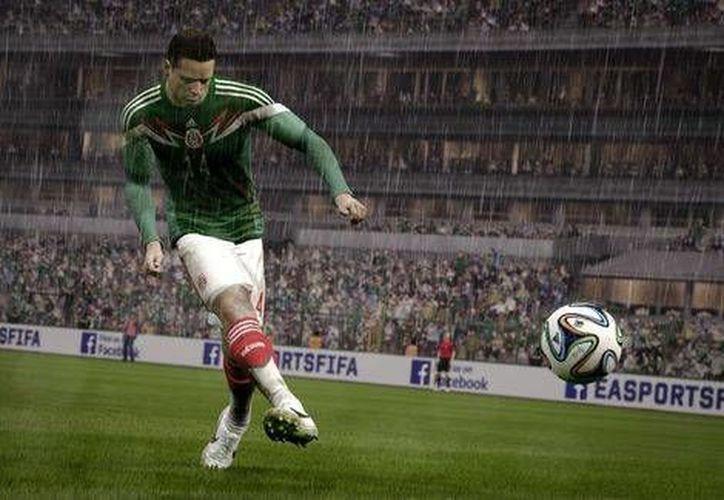 FIFA15 ofrece la experiencia de juego más divertida y real que se ha visto en la saga. (contraparte.mx)