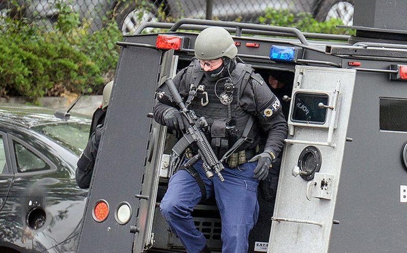 Reportan tiroteo en una escuela de Nuevo México