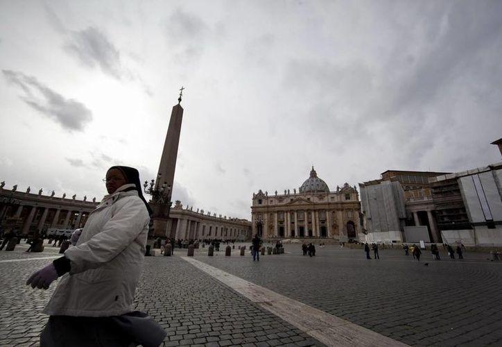 En abril se podría conocer el nombre del nuevo inquilino del Vaticano (EFE)