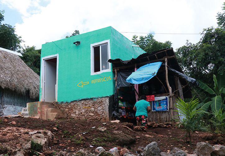 La vivienda en donde vivía el acusado con su familia. (Jorge Acosta/Milenio Novedades)