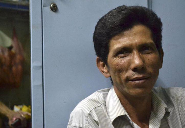 Vo Than Hien, hijo de soldado estadounidense y madre vietnamita, se realizó una prueba de ADN y espera encontrar a su padre. (EFE)