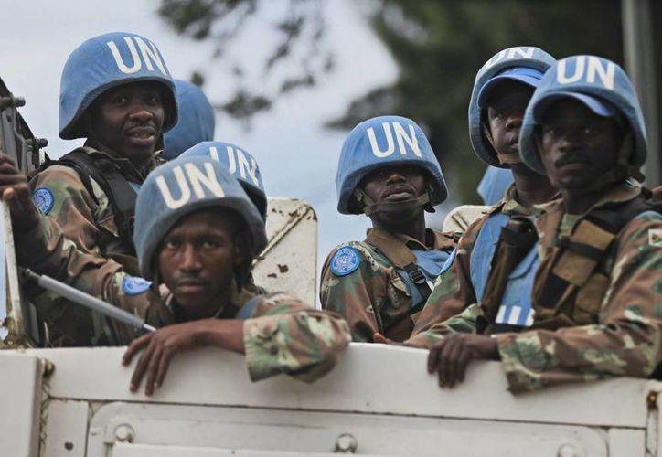 Las autoridades no dieron a conocer si ya identificaron a quienes atacaron al convoy de la ONU en el Congo. (EFE)