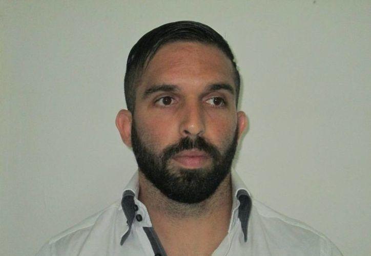 El futbolista fue detenido mientras se encontraba en el Ministerio Público del Fuero Común. (Redacción/SIPSE)