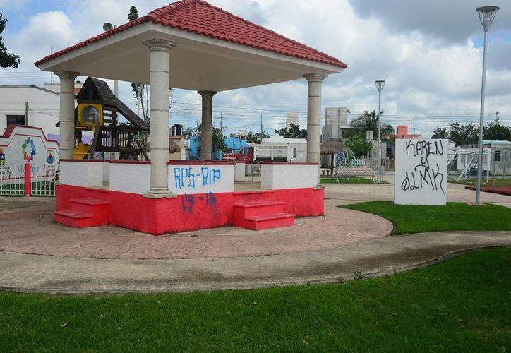 El parque se ubica en una de las zonas más pobladas de la mancha urbana. (Gustavo Villegas/SIPSE)