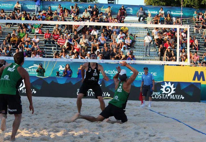 Chetumal: Dan la cara por México en Tour Mundial de Voleibol - Sipse.com