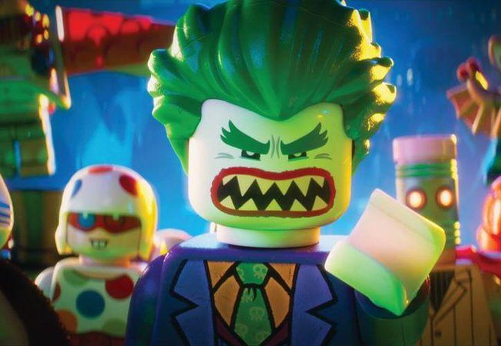 Las animaciones de Lego Batman son creativas. (Contexto/Internet)