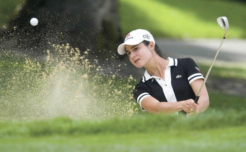 Lorena Ochoa ingresará al Salón de la Fama del golf — Inmortal
