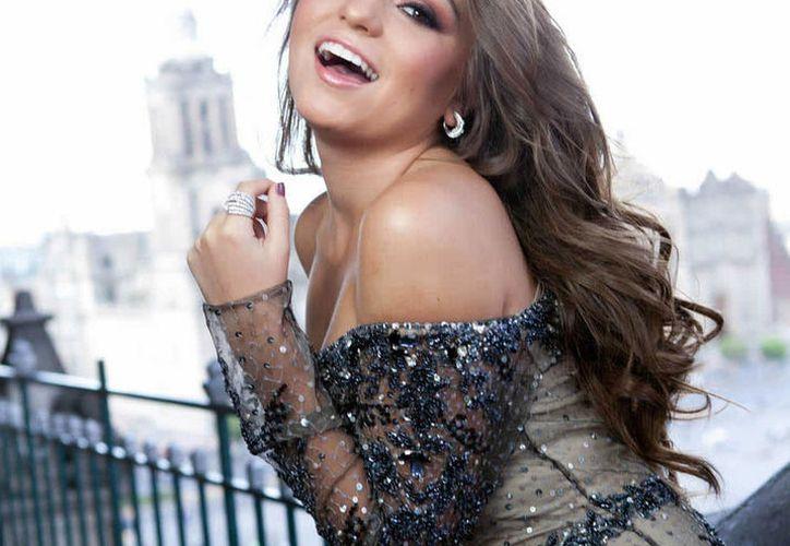 La hijastra del presidente de México ya se está preparando para abrirse camino en Hollywood. (Caras)