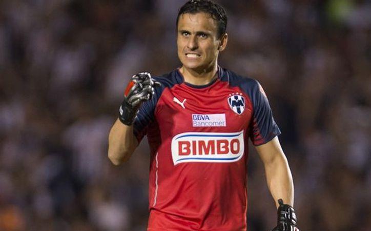 Con los regiomontanos ganó dos títulos de liga, en el Clausura 2003 y Apertura 2010. (Foto: Contexto/Internet)