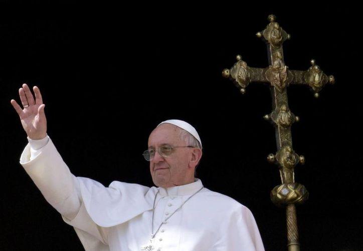 El Pontífice pidió durante la  audiencia con los participantes de la peregrinación desde Baviera que recen por él. (Archivo/AP)