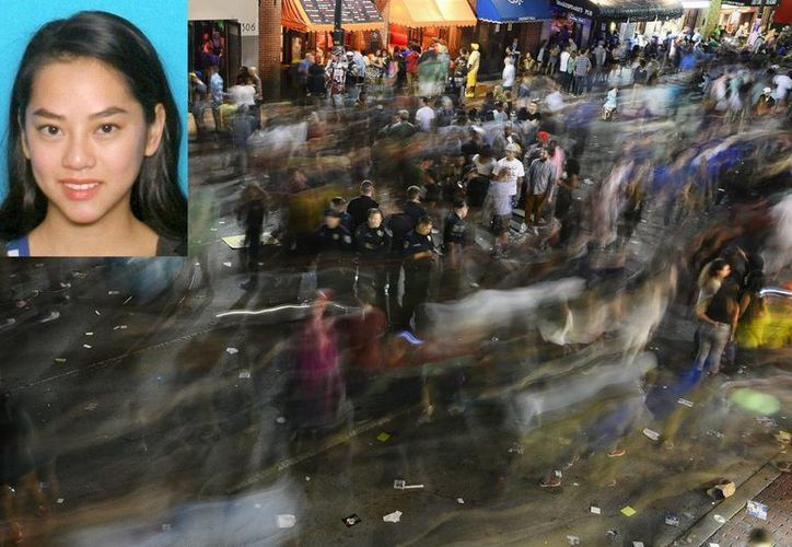 Sandy Thuy, una de las víctimas del accidente de auto del festival South by Southwest, era alguien a quien siempre daba gusto ver, afirma su cuñado. (AP/Texas Department of Public Safety )