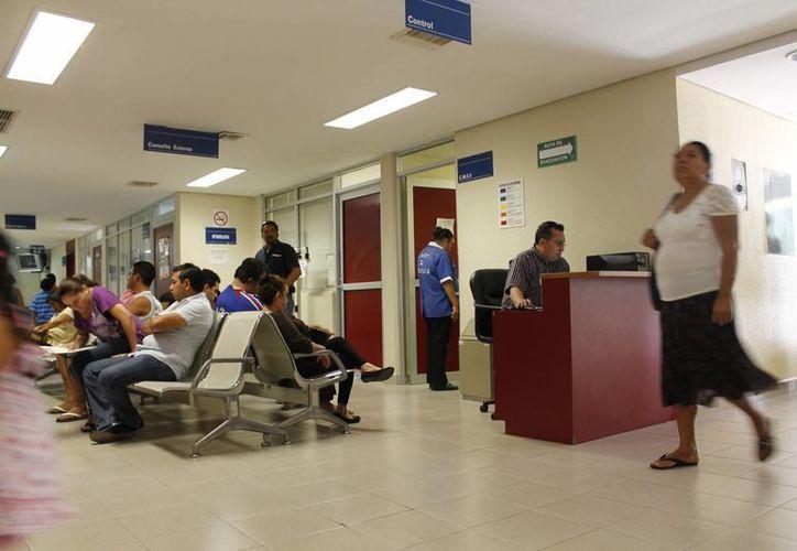 A nivel estatal un total de 125 mil personas reciben tratamientos. (Tomás Álvarez/SIPSE)