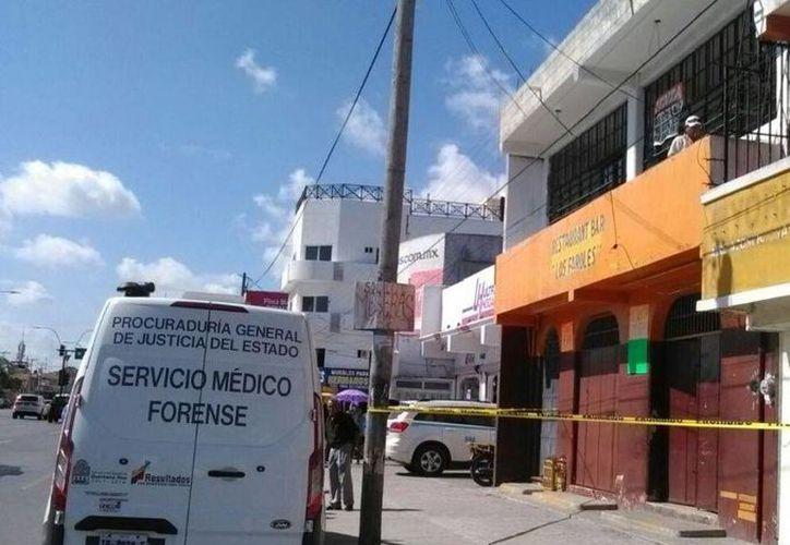 El negocio se ubica sobre la avenida López Portillo. (Redacción)