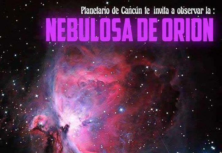 Se realizará la observación astronómica en el planetario Ka' Yok'. (Facebook)