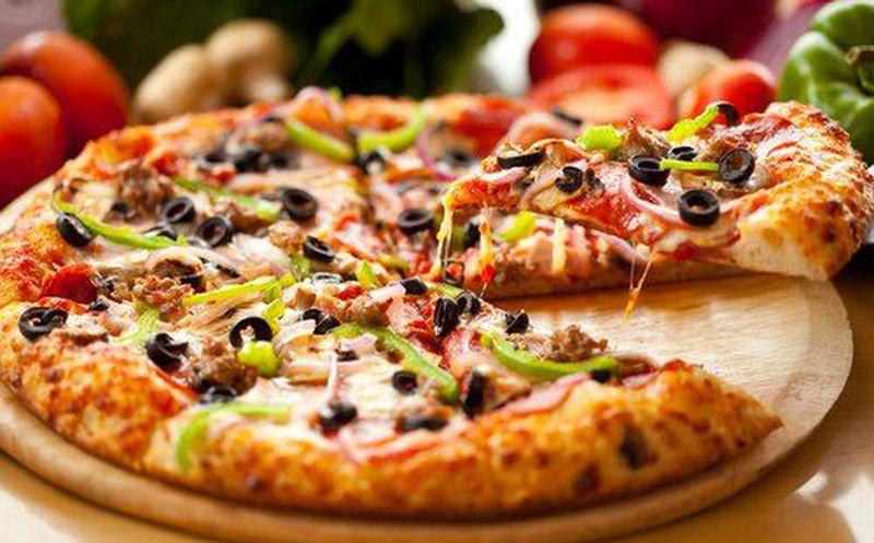 Pizza llamada