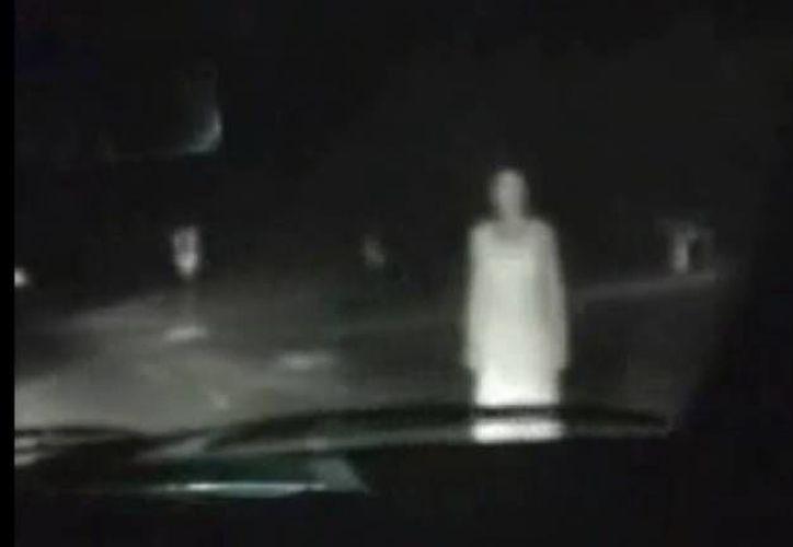 Recientemente varias personas han reportado haber tenido experiencias paranormales en carreteras de Yucatán. (Jorge Moreno/Milenio Novedades)