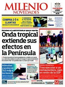 Onda tropical extiende sus efectos en la Península