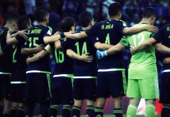 La Selección de México fue la primera en clasificarse para el Hexagonal Final Rumbo al Mundial de Rusia 2018, al derrotar a Canadá 2-0, el pasado 1 de abril.(@miseleccionmx)