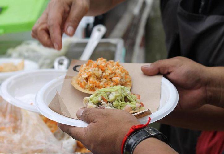 El objetivo era fortalecer los negocios que se dedican a ésta rama gastronómica. (Redacción/SIPSE)