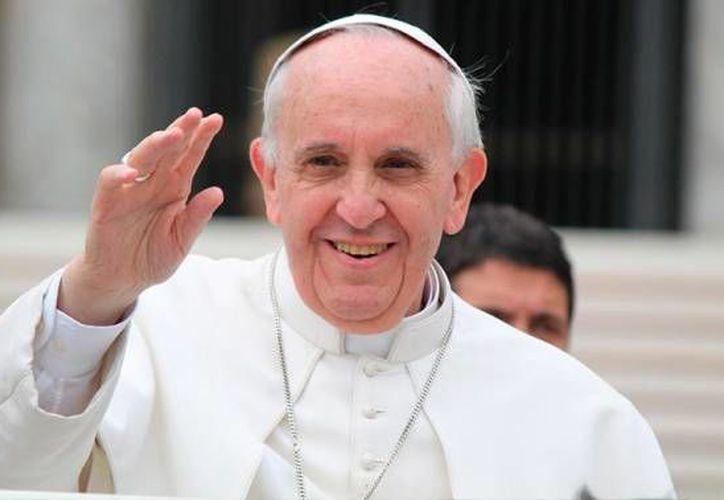 Francisco emprenderá el próximo lunes 15 de enero una visita por Chile y Perú. (Contexto)