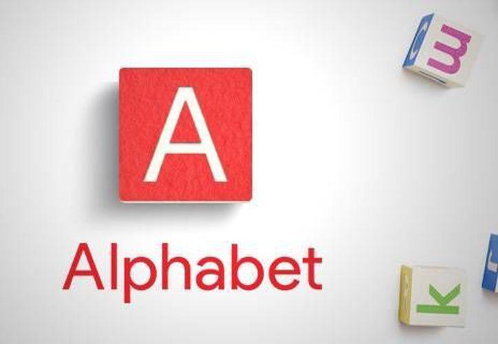 Alphabet fue anunciado a mediados de agosto. (Google)