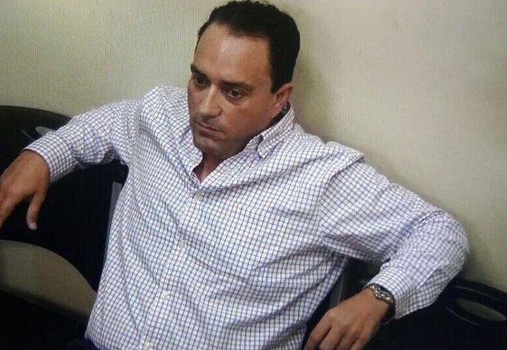 Roberto Borge fue hospitalizado por segunda ocasión desde su detención. (Internet/Contexto)
